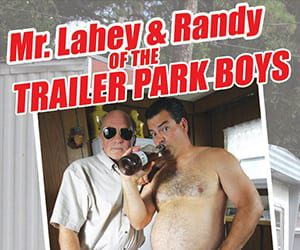 Mr. Lahey & Randy
