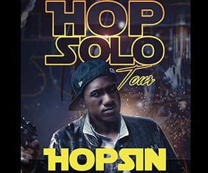 Hopsin – Hop Solo Tour