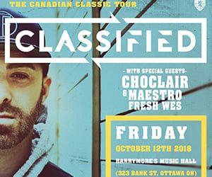Classified – Canadian Classics