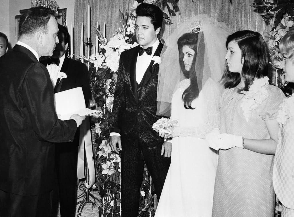 This Week in Music - Elvis and Priscilla-Presley wedding anniversary