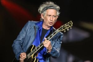 Keith Richards - Rolling stones