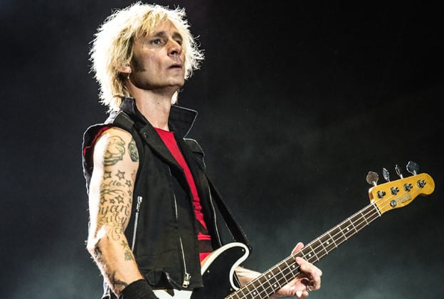 Mike Dirnt - Greenday Bassist
