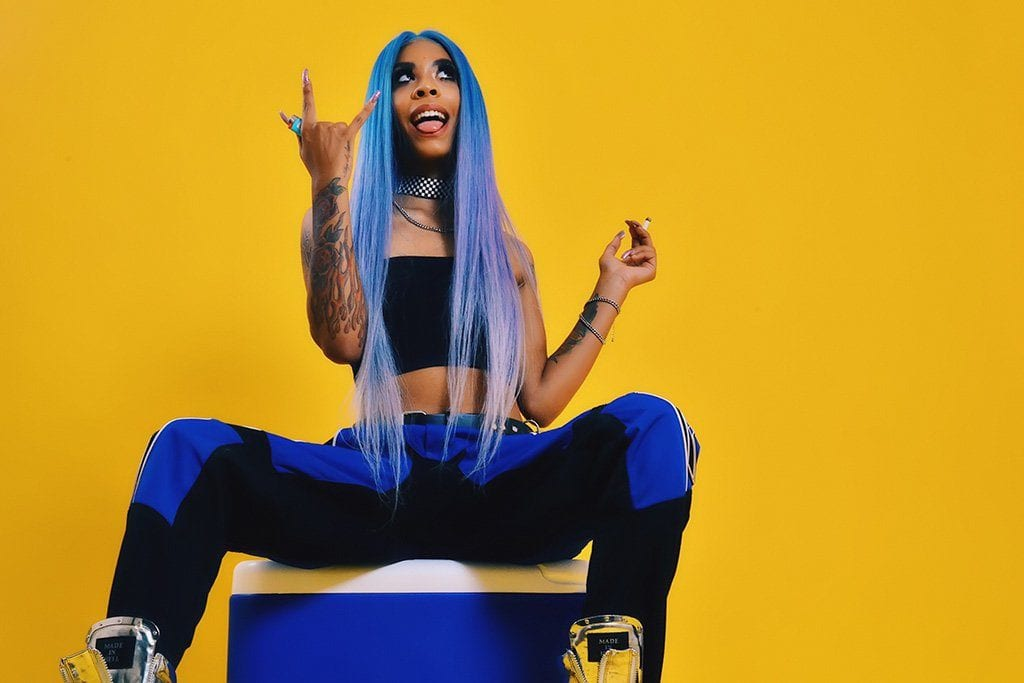 Rico Nasty - Trap rapper - This Week in Music