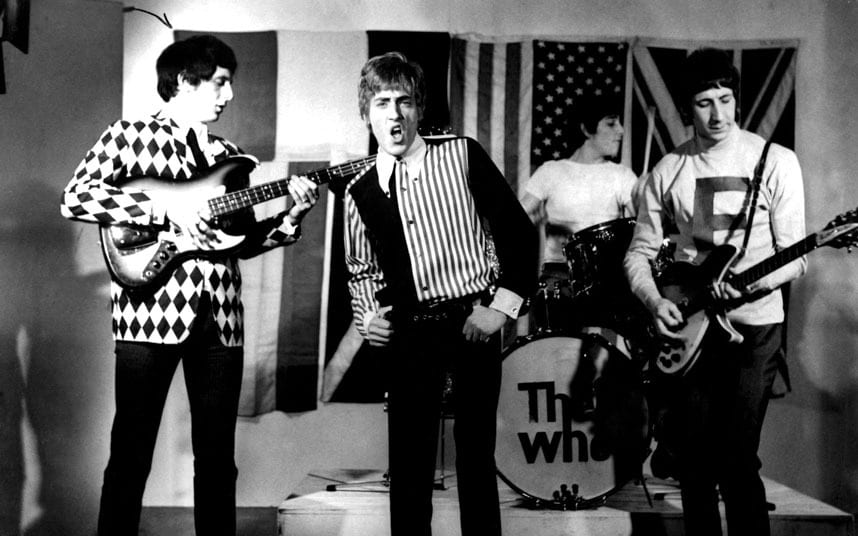The Who - Photo by Everett/REX
