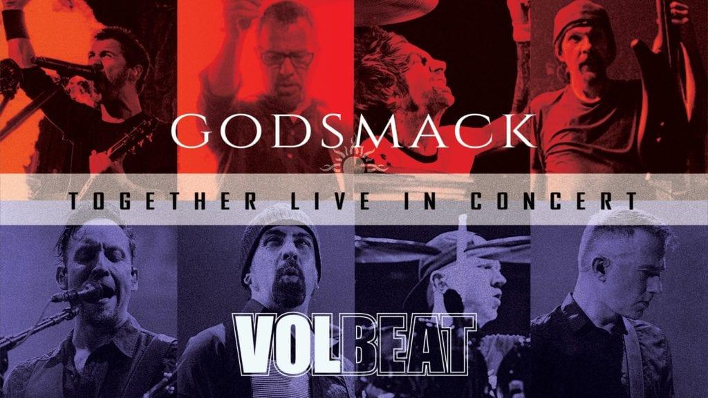 Godsmack Tour Poster