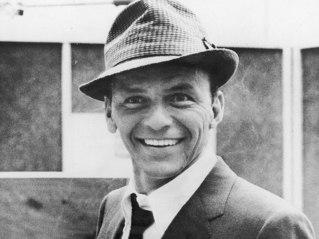 Frank-Sinatra - This week in music
