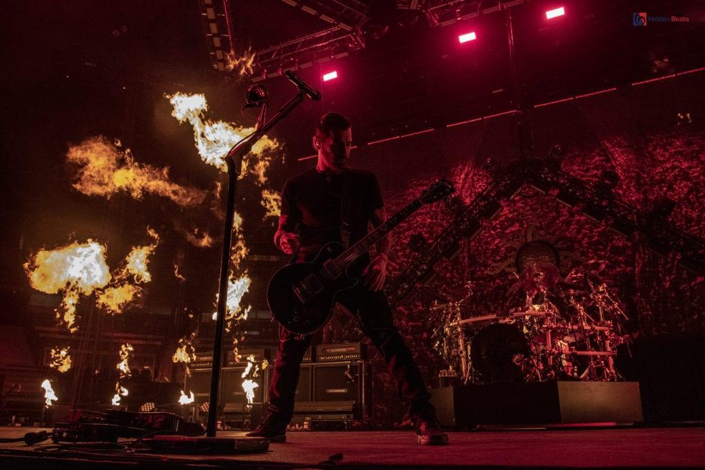 Godsmack live fire