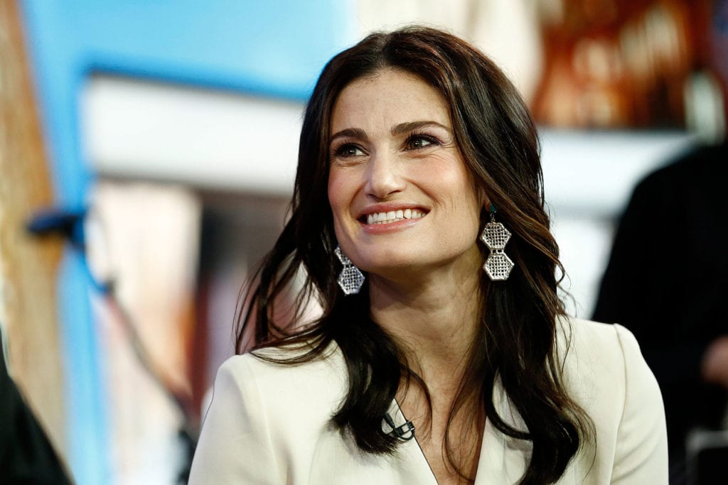 Idina Menzel - This Week in Music