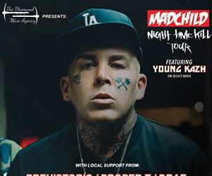 Madchild – Night Time Kill Tour