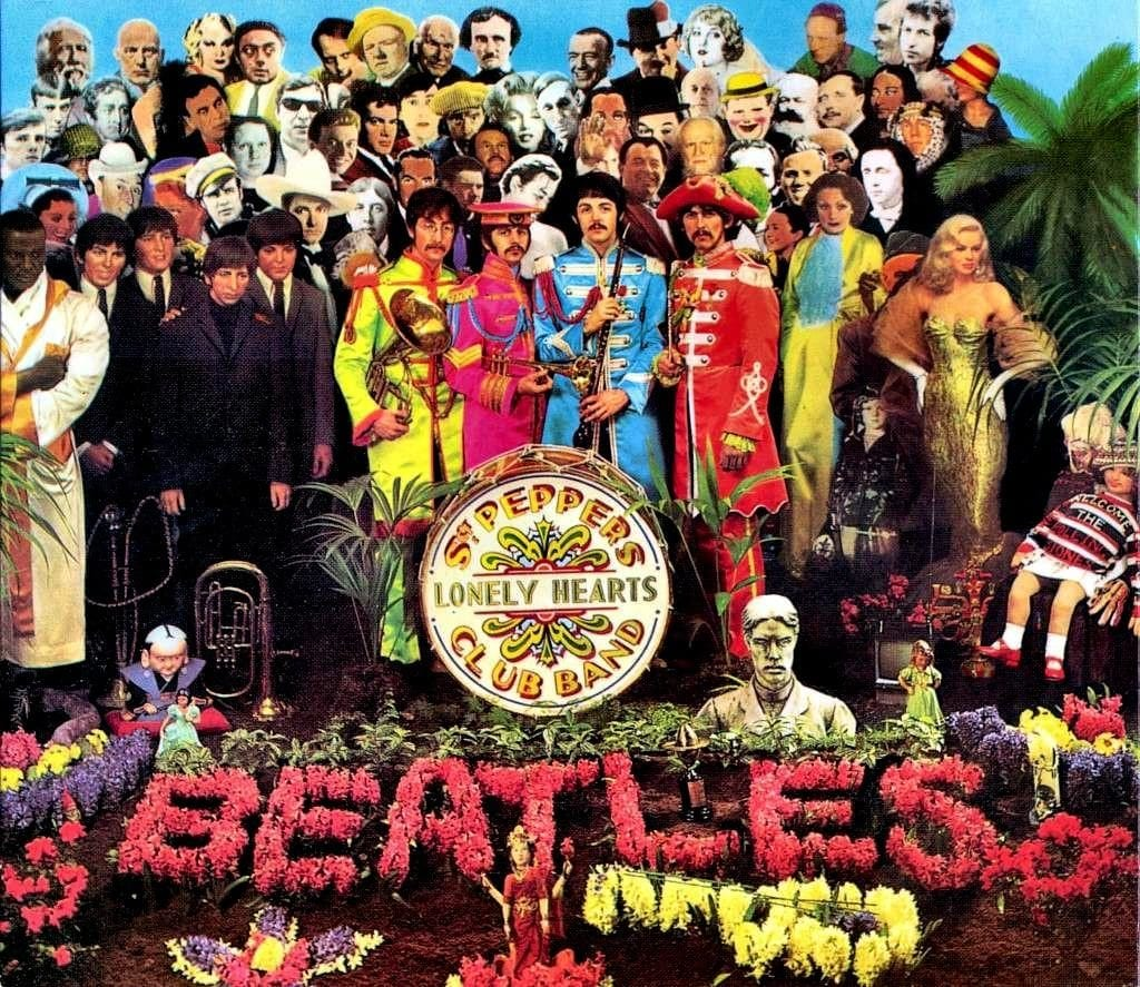 The Beatles - Sgt Pepper - This Week in Music