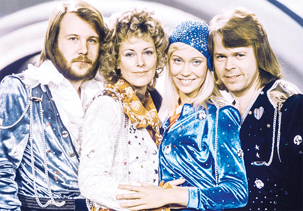 ABBA - This Week in Music
