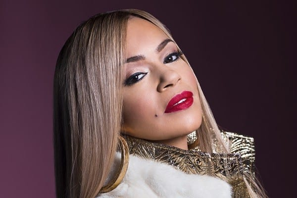Faith Evans - This Week in Music