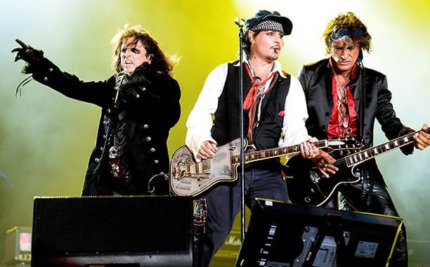 Johnny Depp - This Week in Music