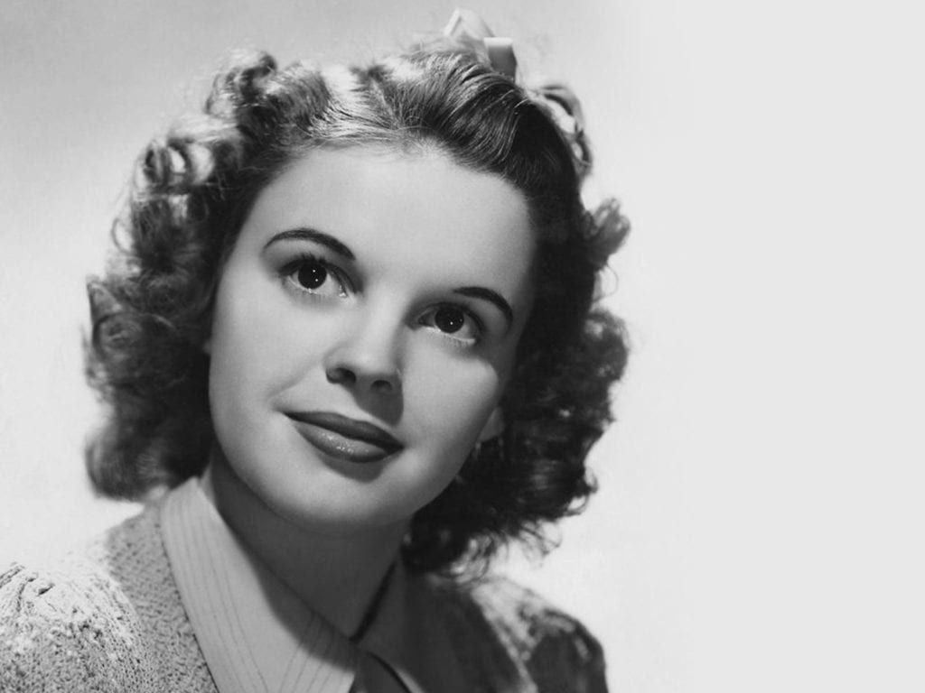 Judy Garland - This Week in Music