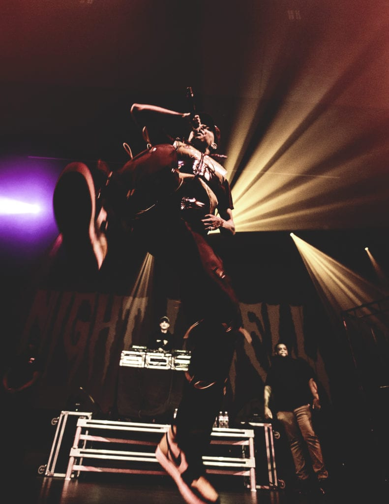 Night Lovell - Live