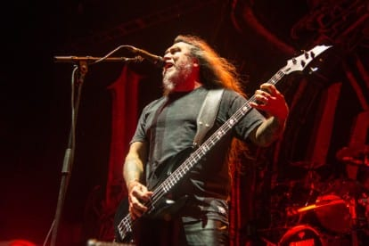 Tom Araya - This Week in Music