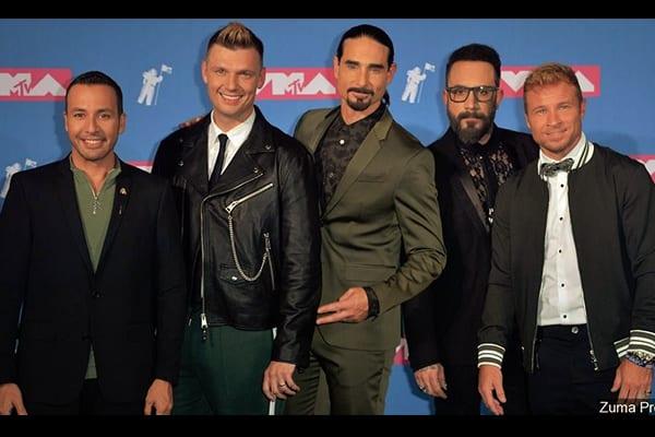 Backstreet Boys - This Week in Music