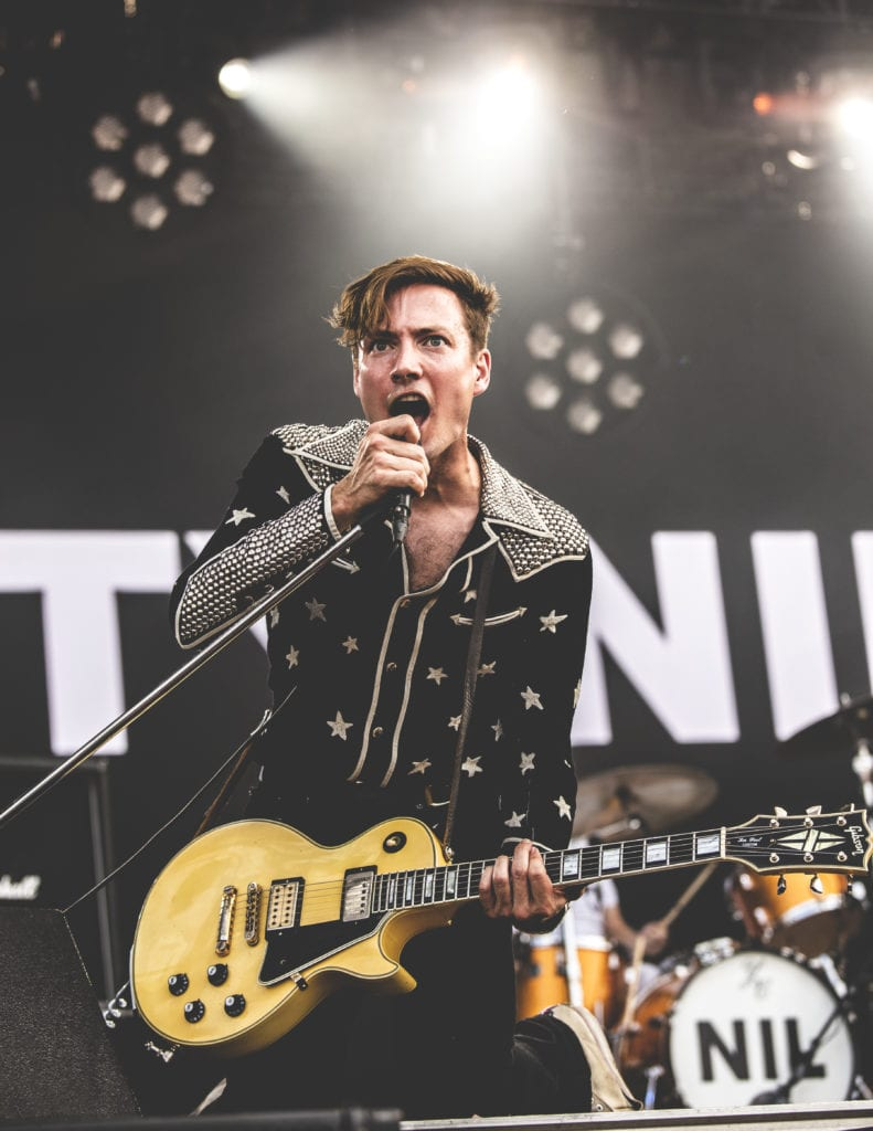 The DIrty Nil - Bluesfest 2019 Day 8