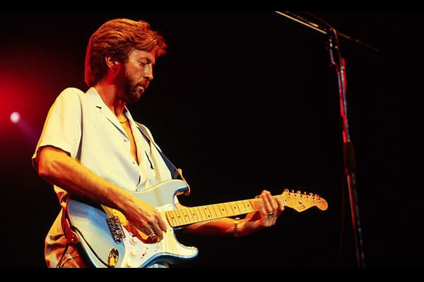 Eric Clapton - This Week in Music Vol 11