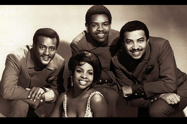 Gladys Knight & The Pips - This Week in Music