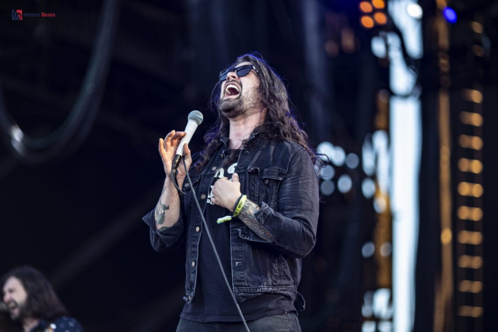 Taking Back Sunday - Bluesfest 2019