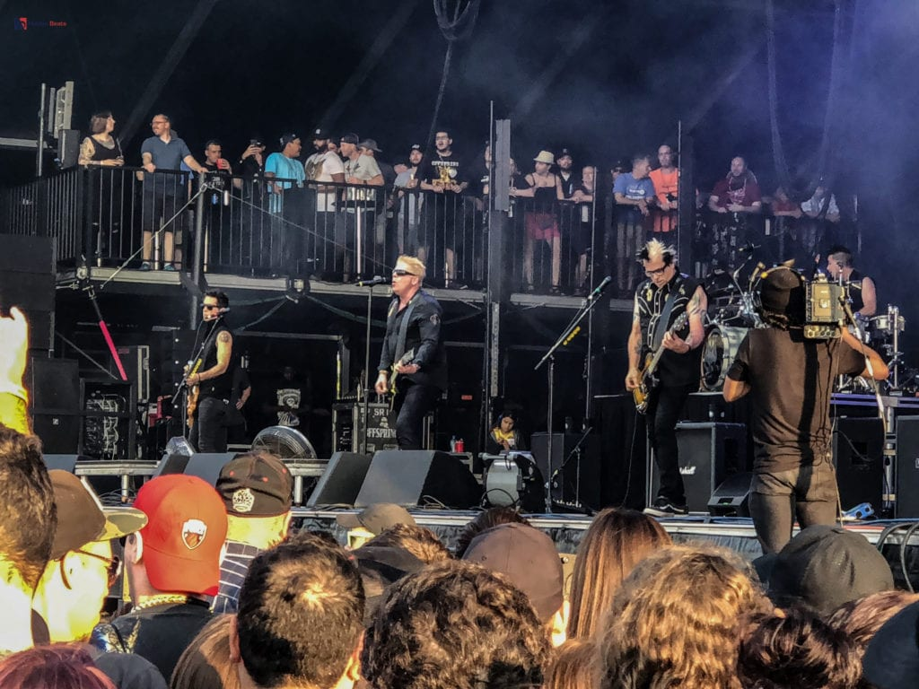 The Offspring - Bluesfest 2019 Day 8