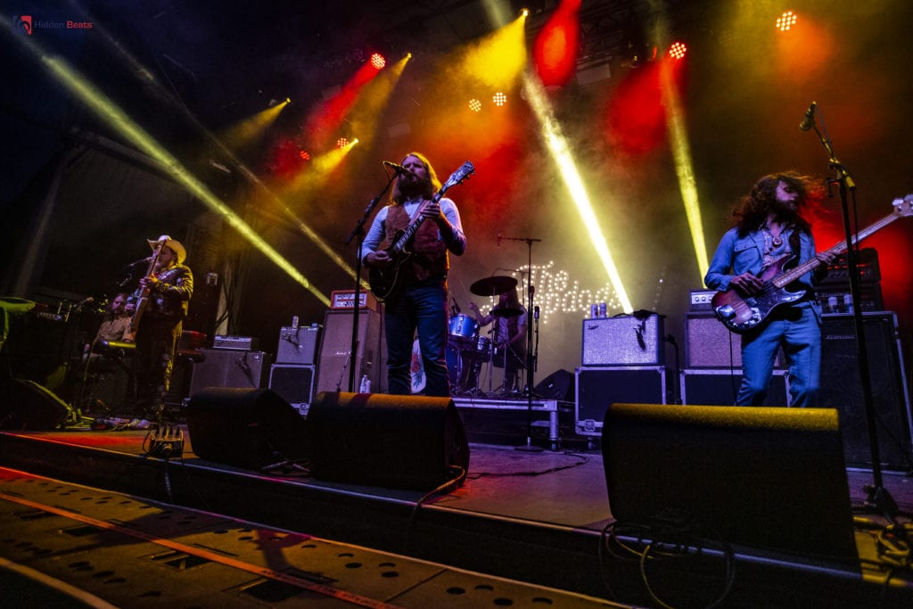 The Sheepdogs - Bluesfest 2019 Day 6