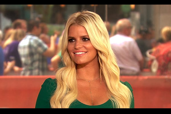 Jessica Simpson - This Week in Music Vol 11