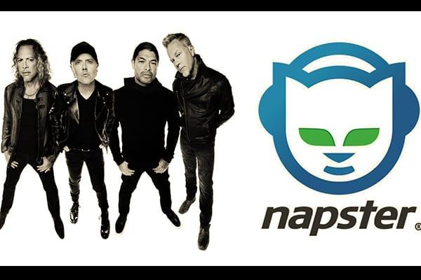 Napster x Metallica