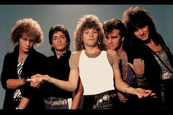 Bon Jovi - This Week in Music