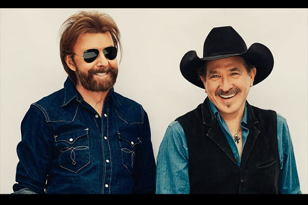 Brooks & Dunn - This Week in Music