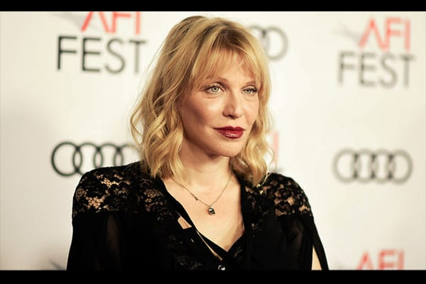 Courtney Love - This Week in Music