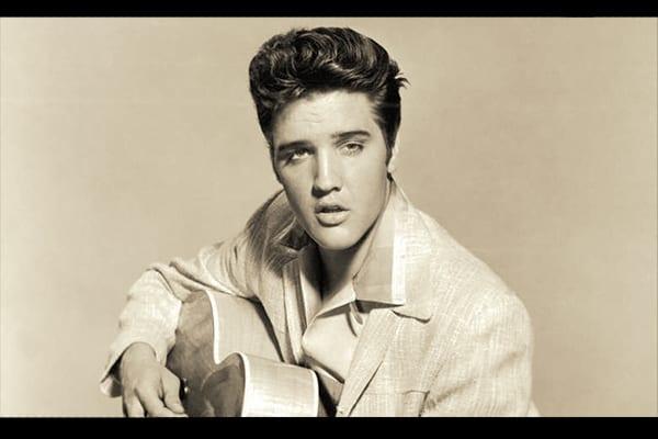 Elvis Presley - This Week in Music