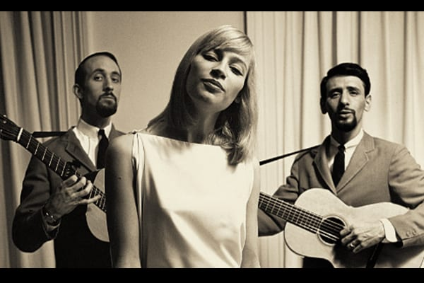Peter, Paul and Mary  - This Week in Music