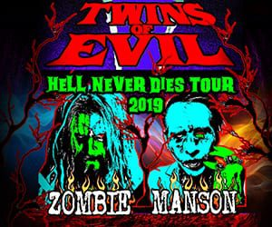 Twins of Evil – Zombie & Manson