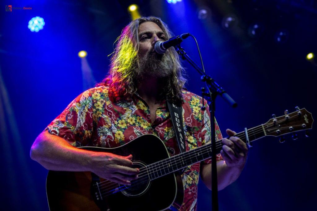 White Buffalo - Opening for Robert Plant -  CityFolk Festival Day 4