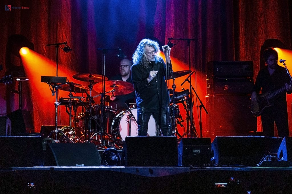 Robert Plant CityFolk Festival Day 4
