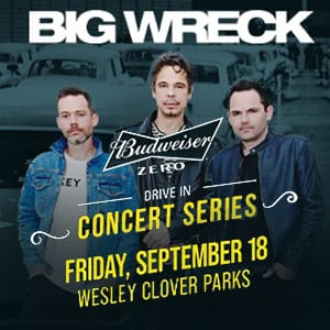 Big Wreck at the Drive-in