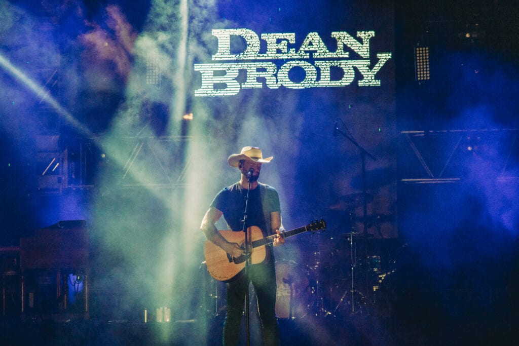 Dean Brody Live at the Drive-in