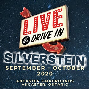 Silverstein – Live at the Drive-in