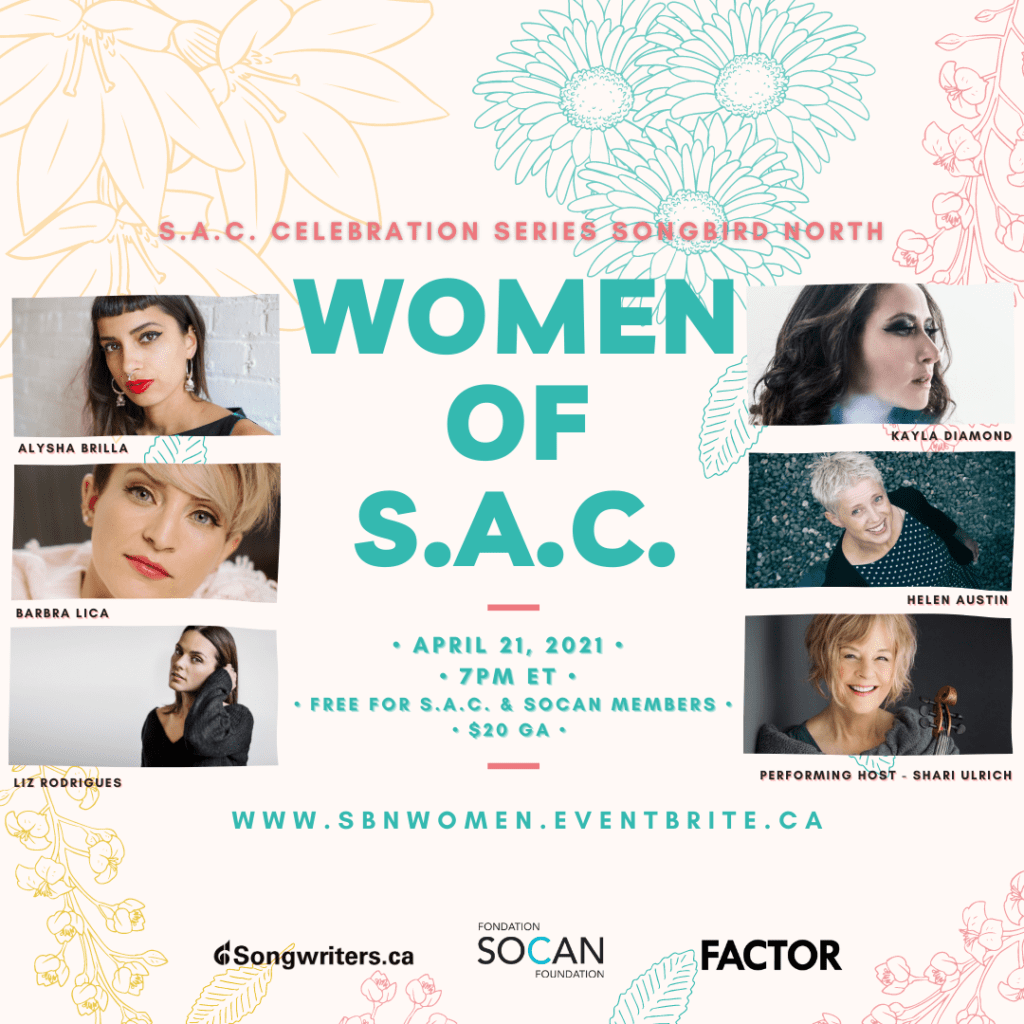 Spotlight – Women of S.A.C.